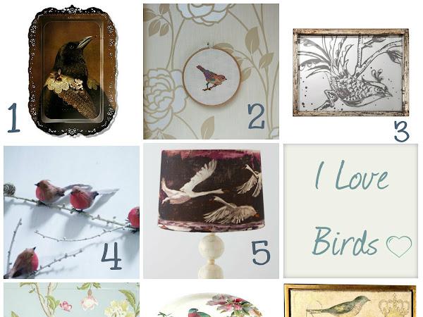 Shopping de pájaros