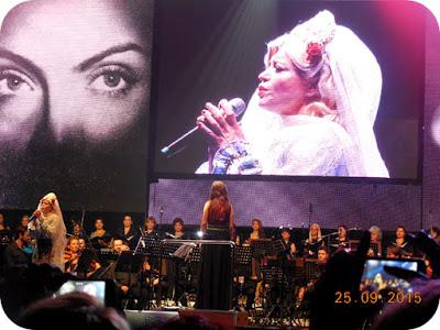 Loredana la Maria Tanase Simfonic