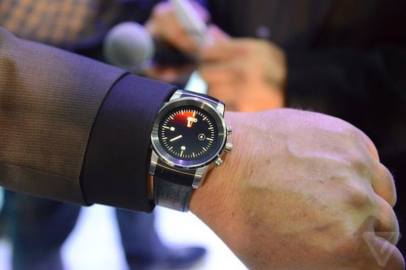 Smartwatch LG Advanced Car Audi - gearbeat.blogspot.com