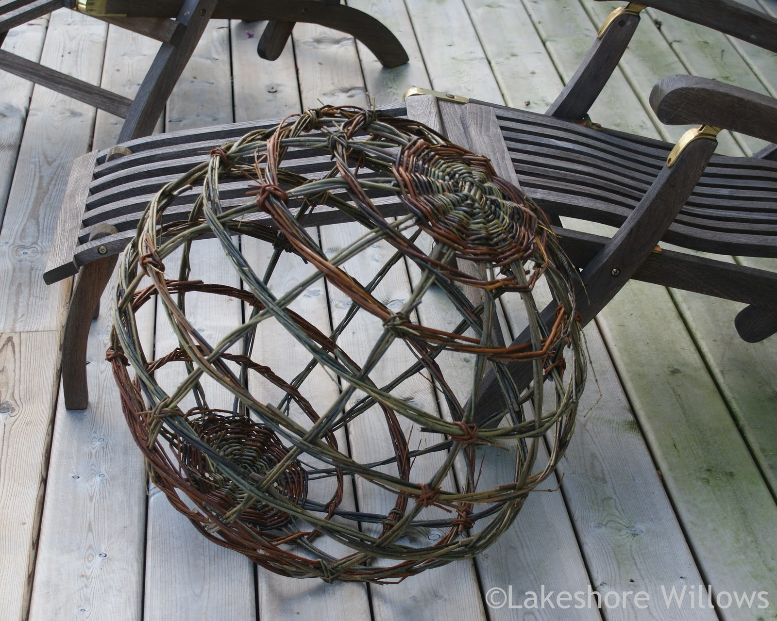 Simple Basket Weaving Willow : Willows basketry work s