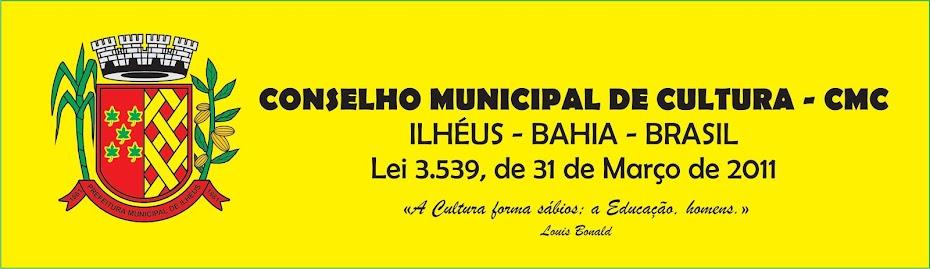 CONSELHO MUNICIPAL DE CULTURA DE ILHÉUS