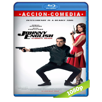 Johnny English 3.0 (2018) BRRip Full 1080p Audio Trial Latino-Castellano-Ingles 5.1