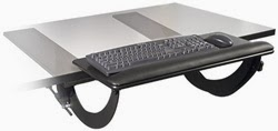 ESI AA500 Sit to Stand Keyboard Arm