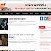 Template Sederhana, Jokowi Blogger Template