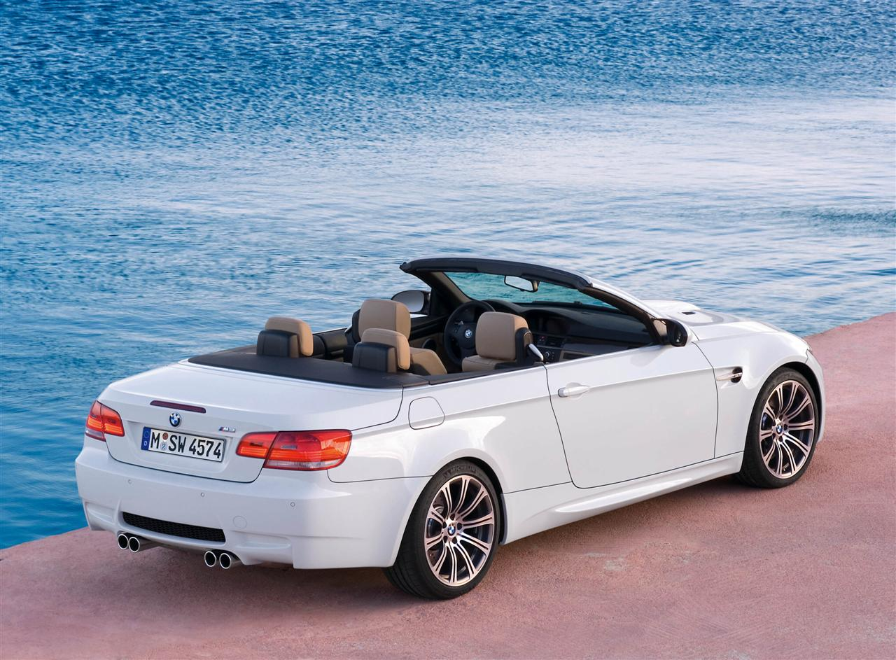 Bmw 3 Series E93 Convertible