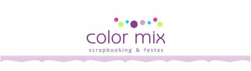 Color Mix by Danielle Nascimento