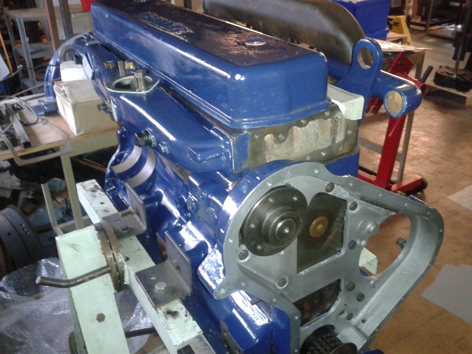 Historic Engine Co Perkins P6