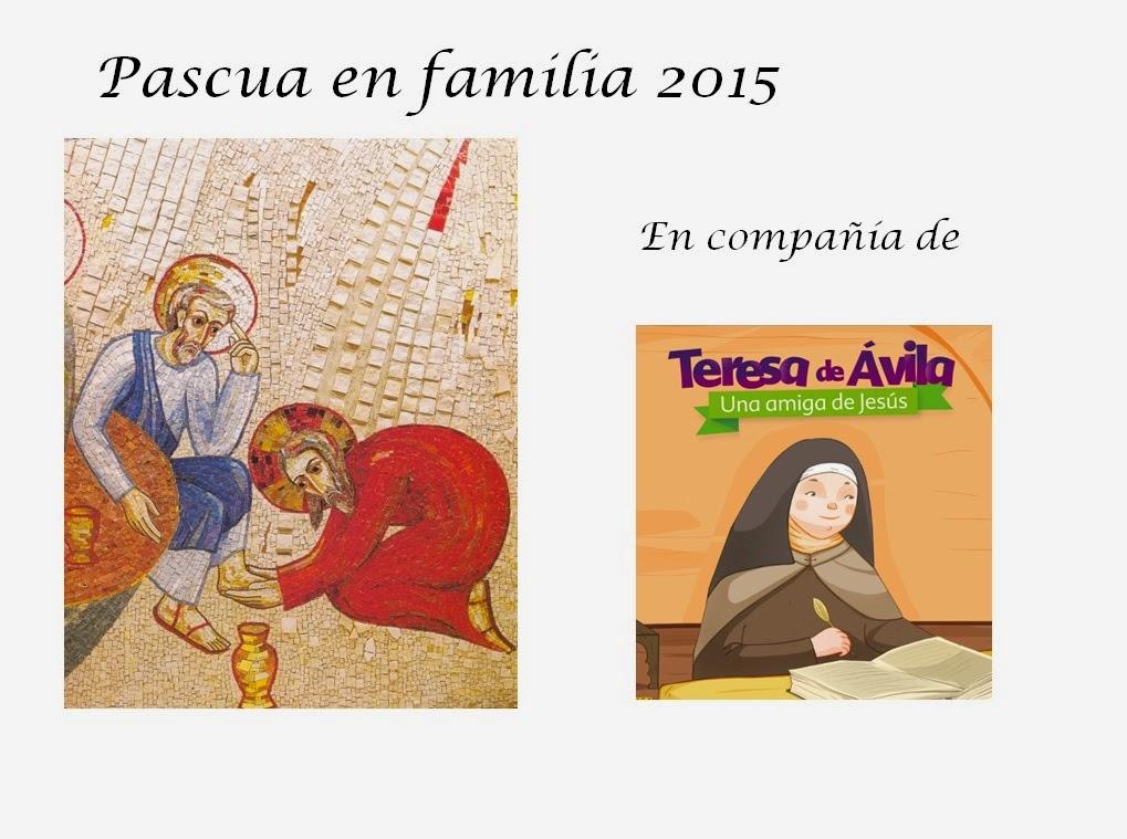 PASCUA EN FAMILIA 2015