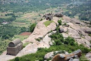 Rayakottai ruined fort top view