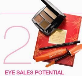 Avon Smoky Eyes - Avon Campaign 24 2014 brochure