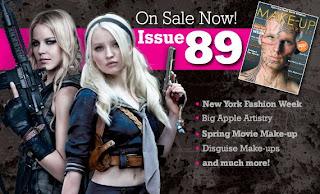 Makeup Artist Magazine recommends Mehron