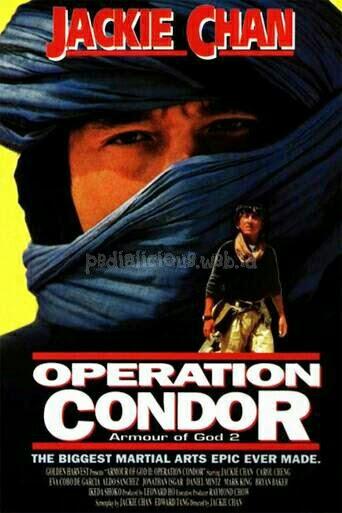 Sinopsis film Armour of God II: Operation Condor (1991)