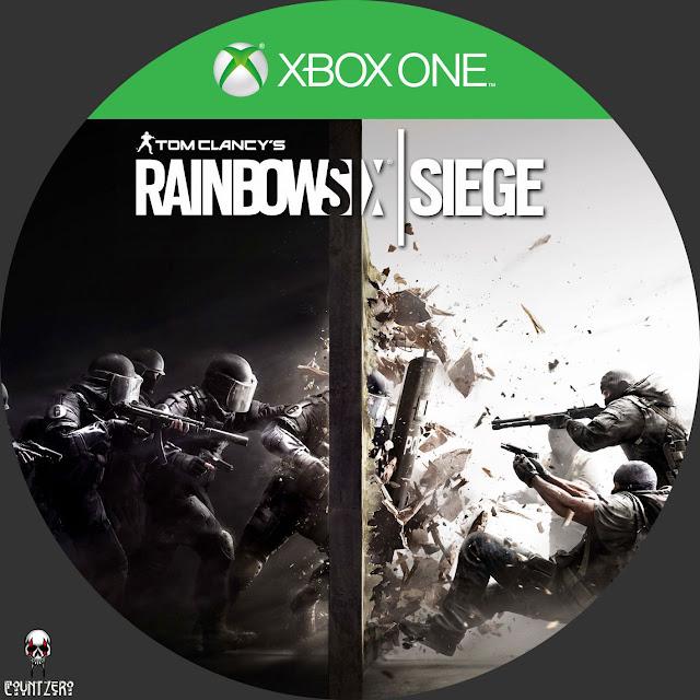 Label Tom Clancys Rainbow Six Siege Xbox One