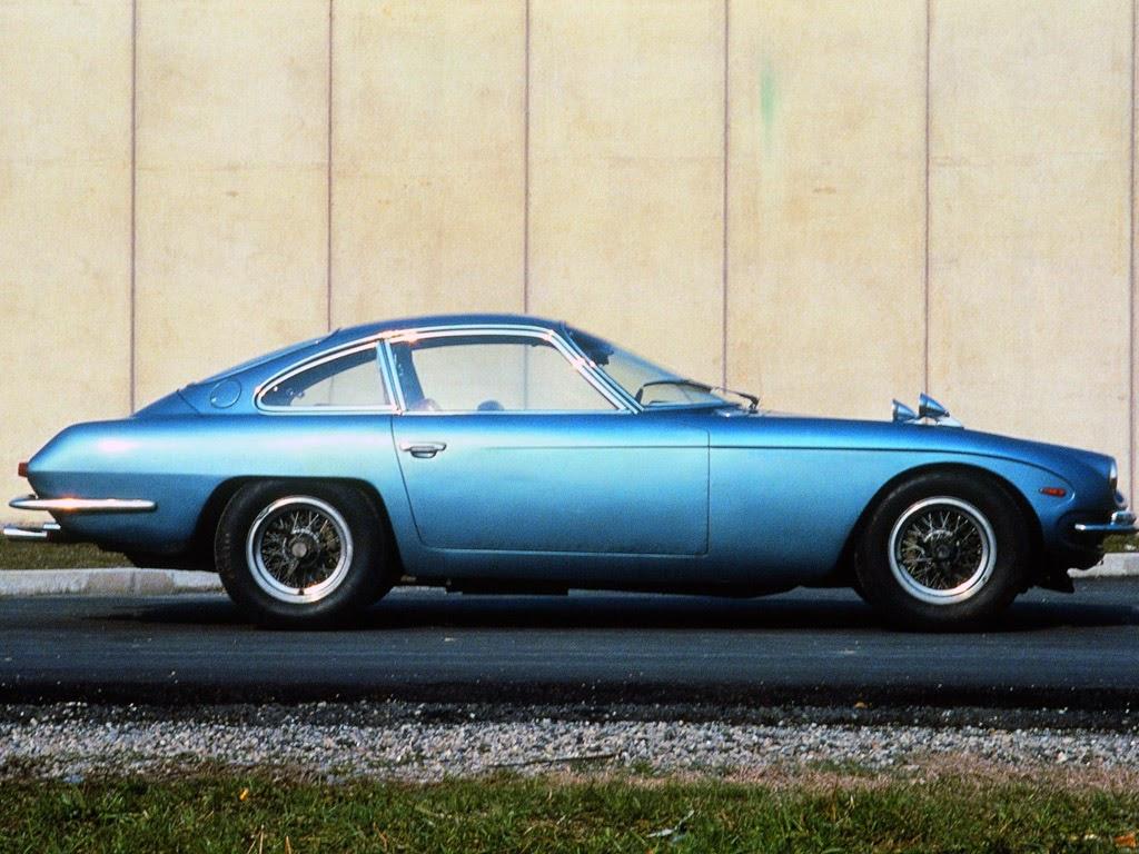 Foto Mobil Sport Lamborghini 400 GT 2 Plus 2 Classic