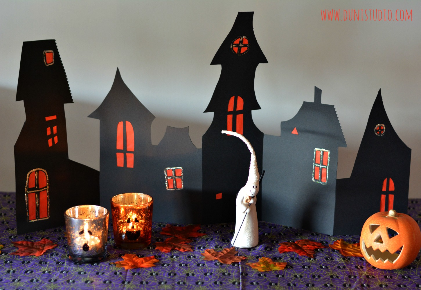 3 Easy Halloween Craft Ideas For Kids