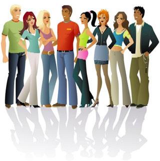 """... compromiso y responsabilidad"""" de los jóvenes en el mercado laboral"""