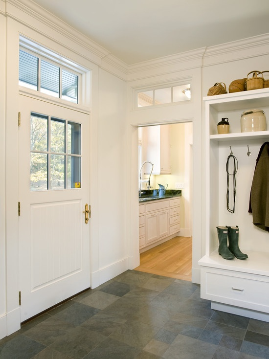 Refresheddesigns is your mudroom working for you for Mudroom floors