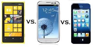 Gelar Smartphone Terbaik Akan Jatuh Kepada ?