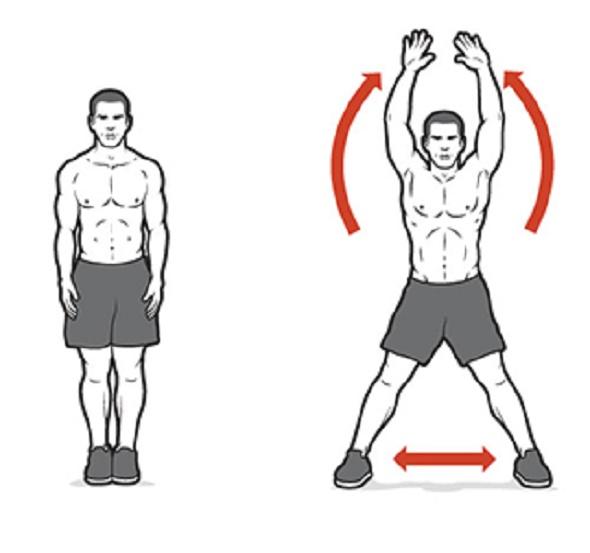 Sucesso nos EUA: método de perda rápida de peso com apenas 4 exercícios em 4 minutos