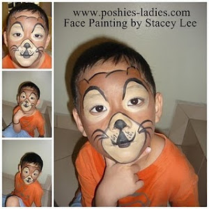 FACE PAINTING by POSHIES (click in)