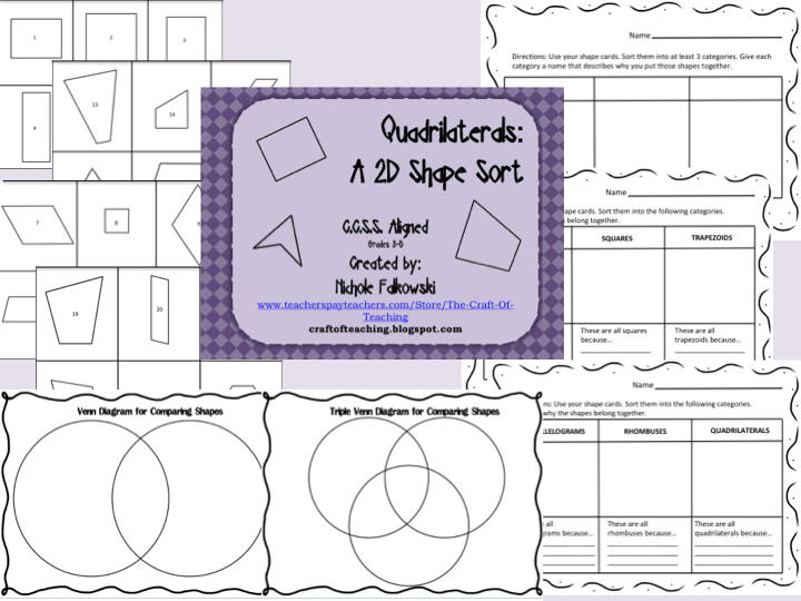 http://www.teacherspayteachers.com/Product/Quadrilaterals-2D-Shape-Sort-w-Shape-Cards-469711