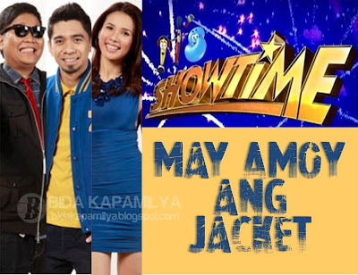 May Amoy ang Jacket - Moves Like Jagger Parody by It's Showtime hosts Jugs, Teddy and Karylle