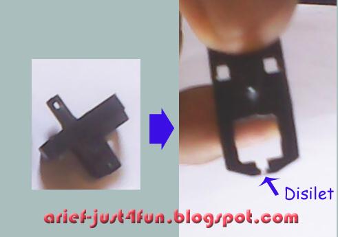 Miniatur Motor Korek