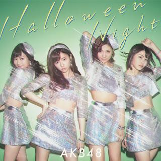 AKB48 ハロウィン・ナイト ジャケット Halloween Night Cover Limited C