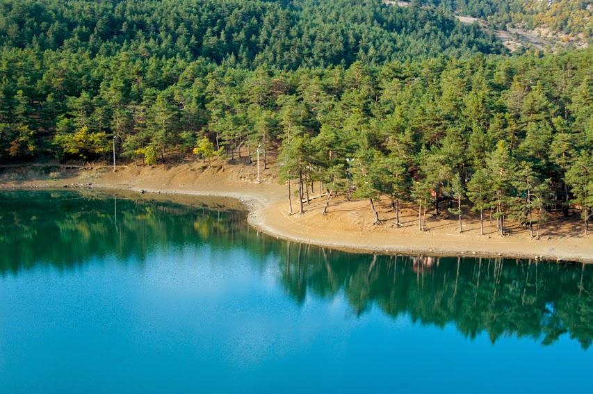 Boraboy Gölü Aynalı Göl