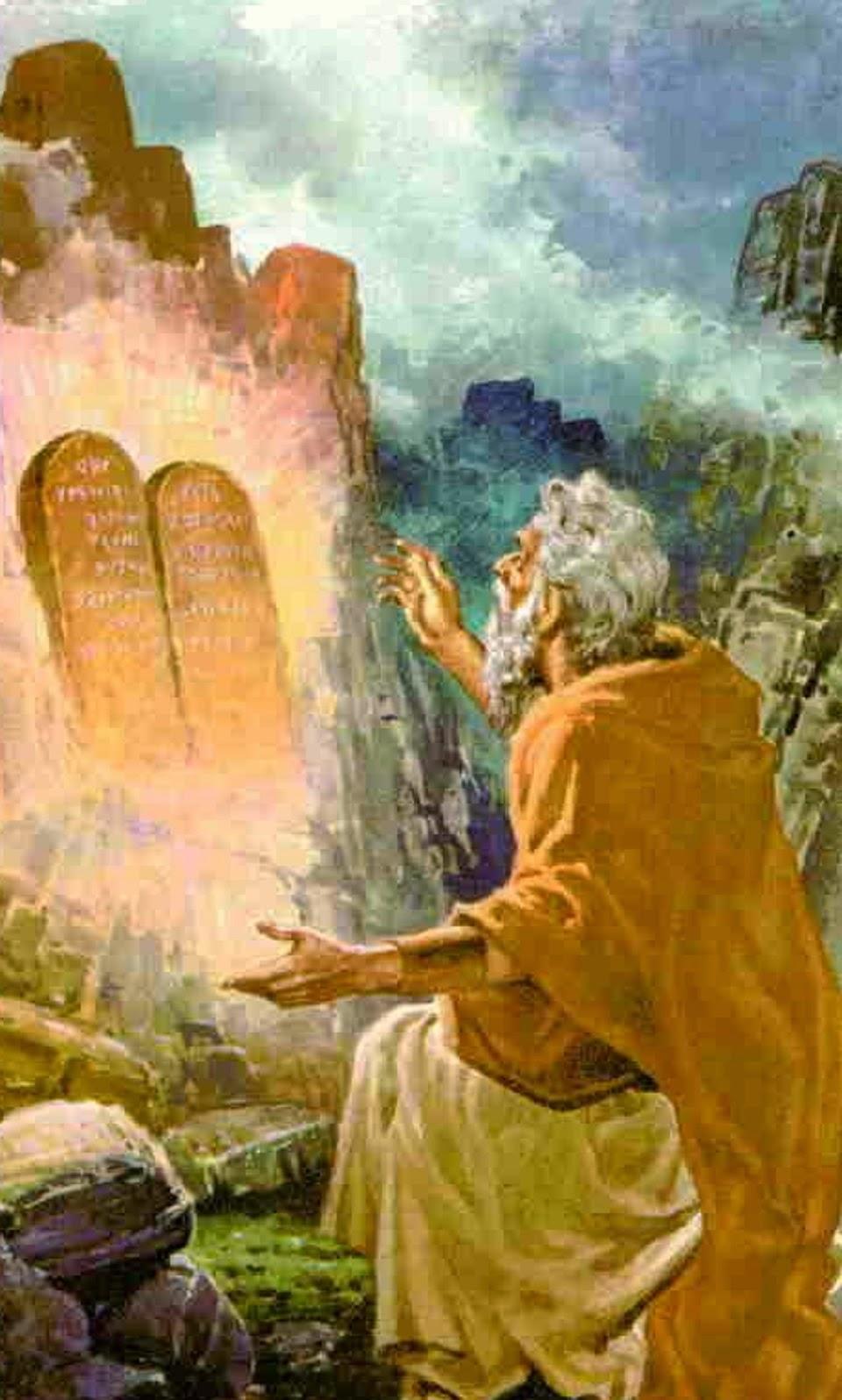Fotos sobre los diez mandamientos 78