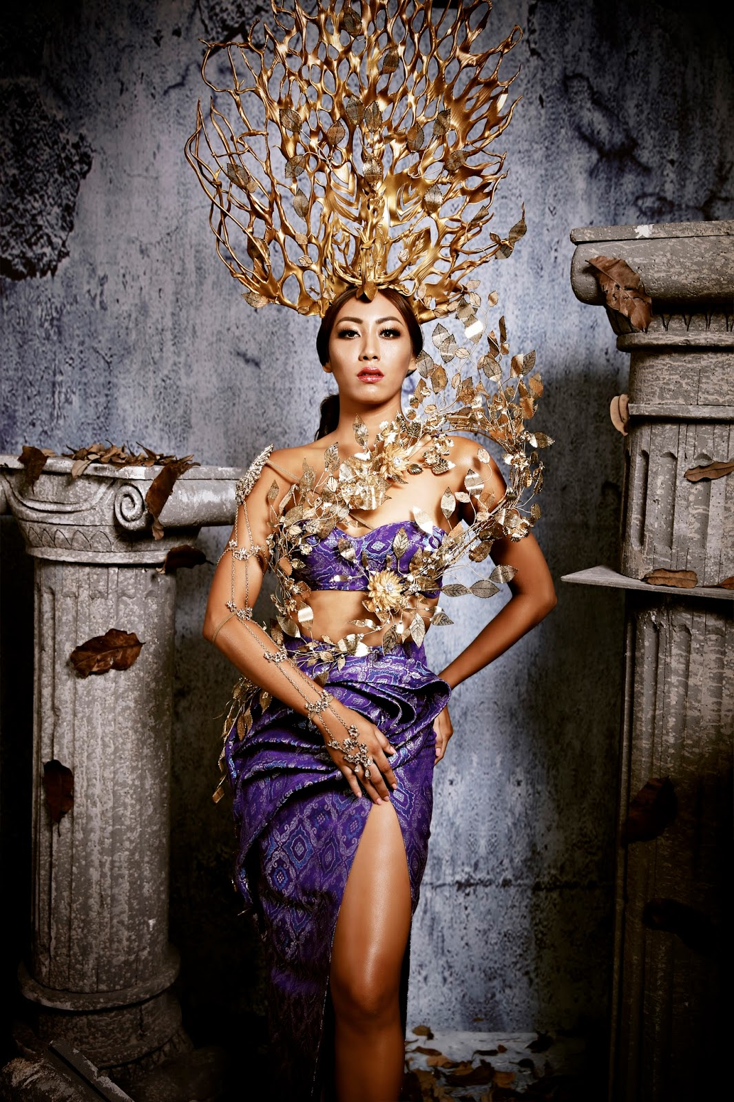 BUNGA MAS NATIONAL COSTUME & EVENING GOWN TO DEBUT IN LAS VEGAS FOR ...