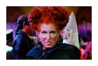 people talk hernbspconcedednbspself disney movie hocus pocus kinda anbspwinifrednbspsanderson funeral