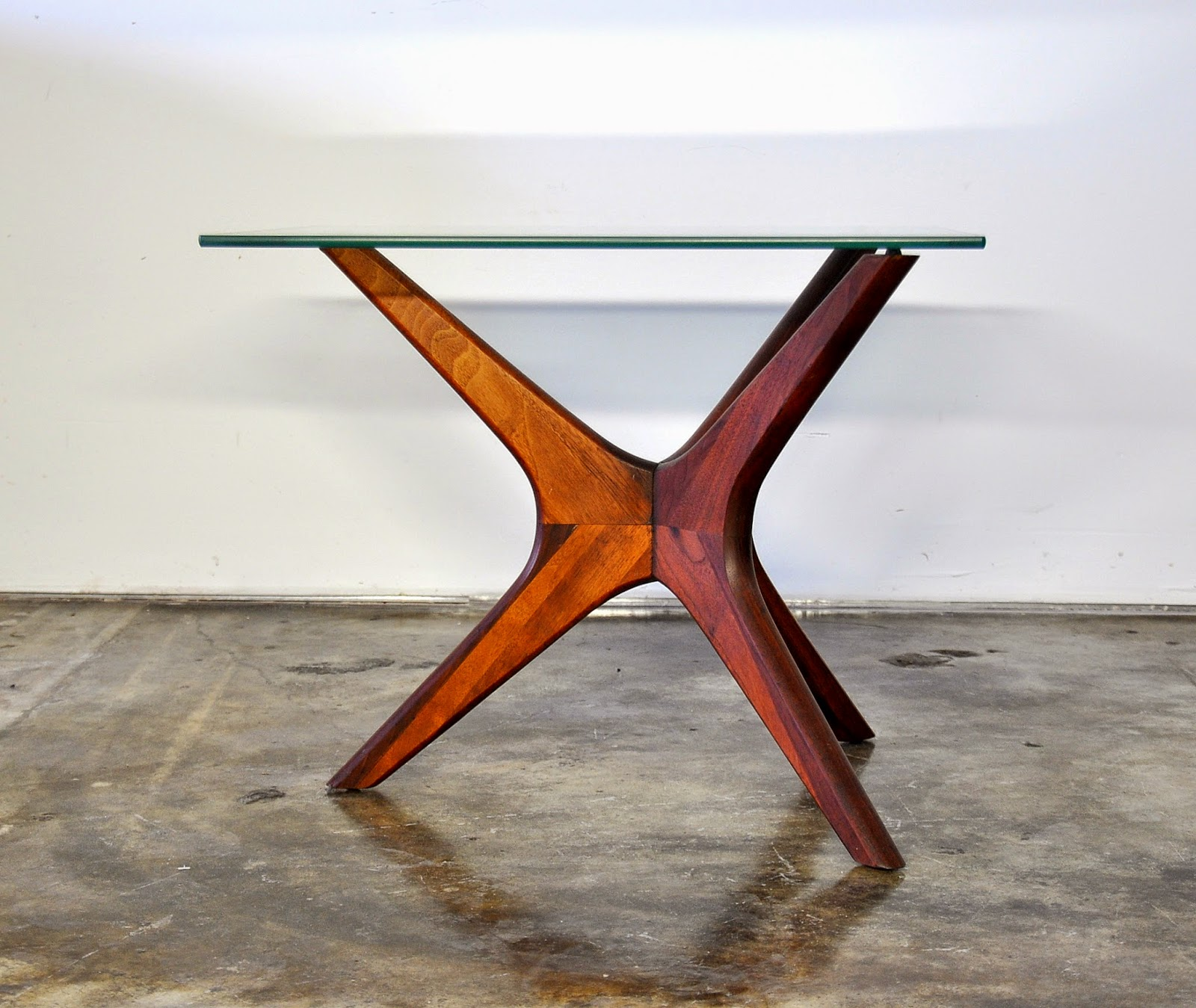 select modern adrian pearsall side end or occasional table