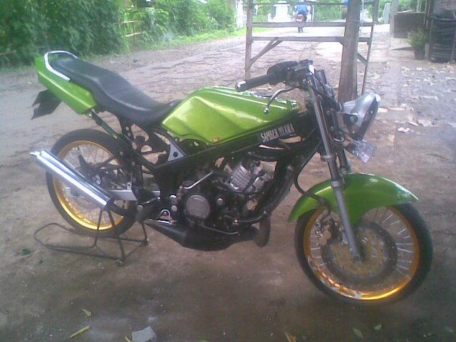 Kumpulan Foto Modif Motor Rx King