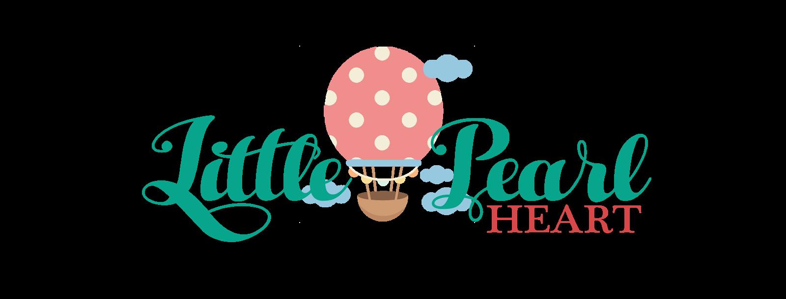 Little Pearl Heart