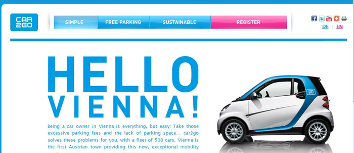 car hire excess insurance car2go moves to vienna. Black Bedroom Furniture Sets. Home Design Ideas