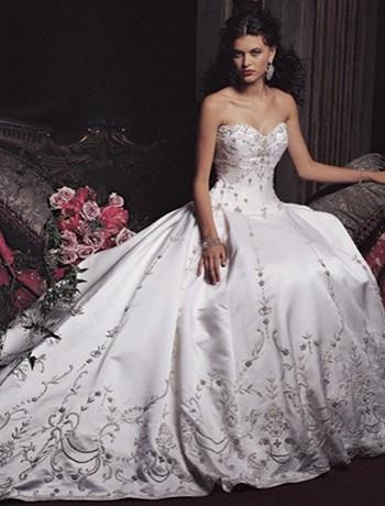 Ball Gown Wedding Dress Star Lights Fashion World