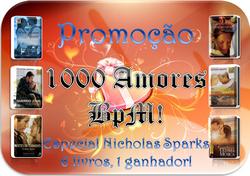 Promoção 1000 Amores