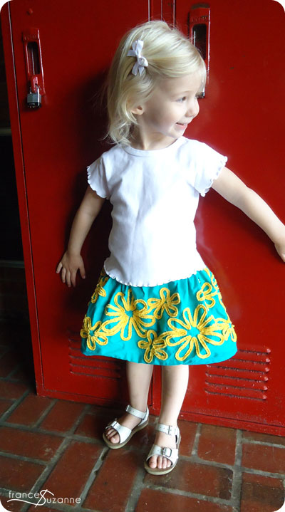 gifted pattern: Mini Boden Knock Off || FrancesSuzanne for Elegance and Elephants Knock it Off Series