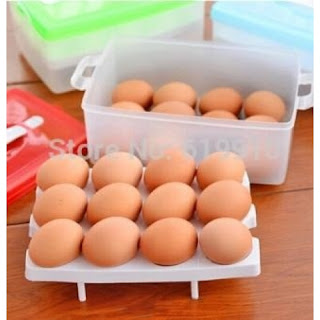 egg box organizer
