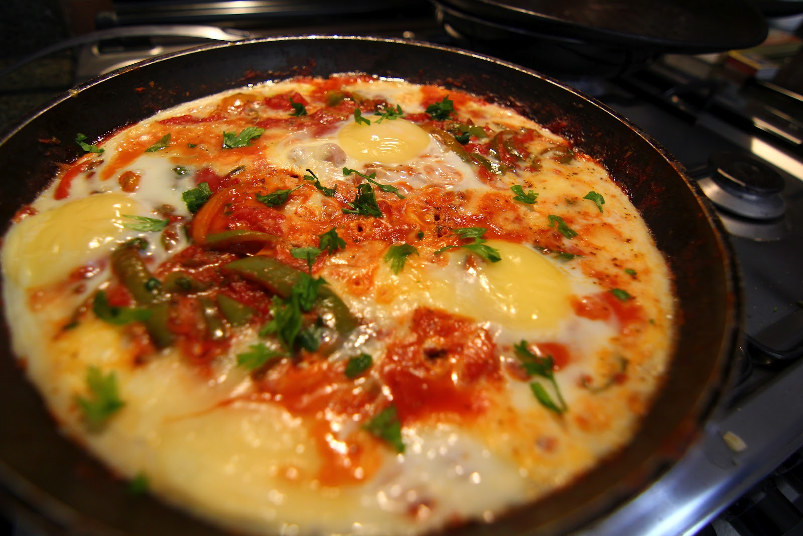 Shakshuka | and then I cooked...