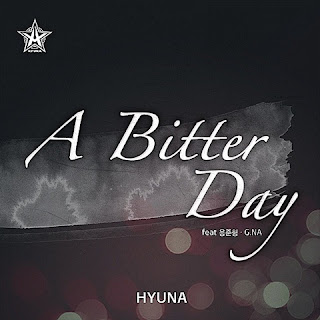 Hyuna - A Bitter Day Lyrics