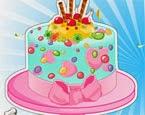 Yeni Yaş Günü Pastası