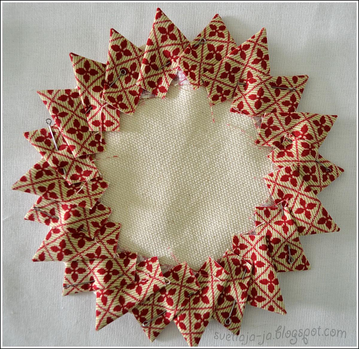 Прокладка при шитье