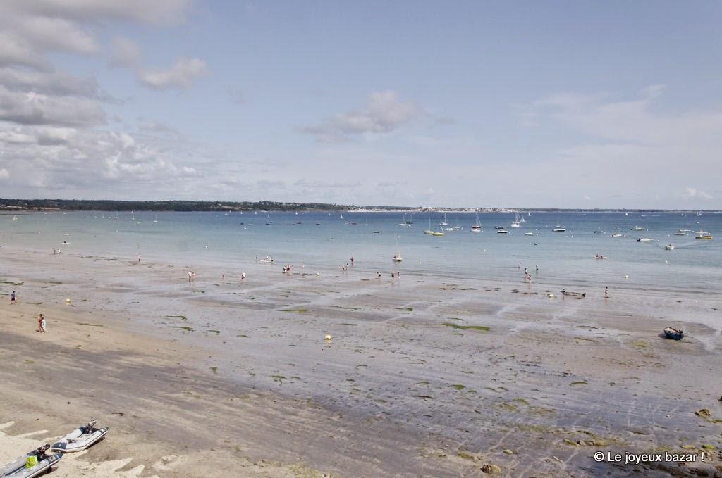 Bretagne -plage de Cap Coz