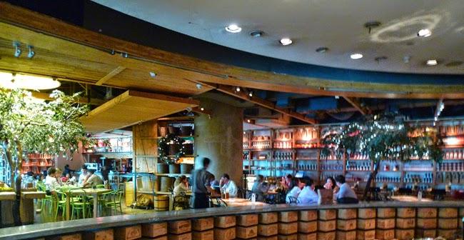 Restaurante Social House en Jakarta