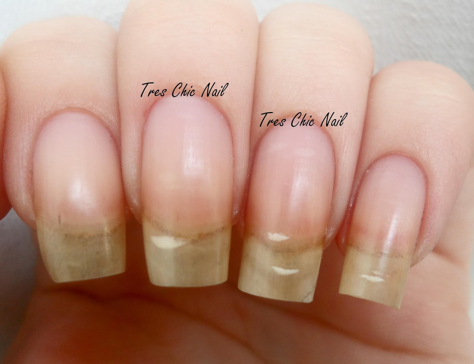 how to clean your dab nails
