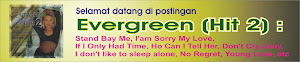 Evergreen Hits 2 : Stand Bay Me, How Can I Tell Her, One way ticket If I Only Had Time, I'am Sorry