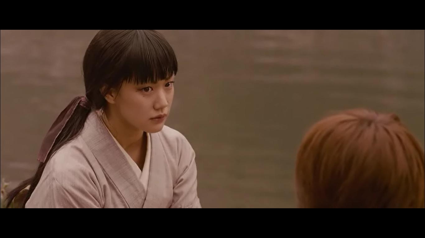 Rurouni kenshin live action megumi