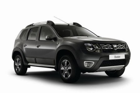 2014 Renault Duster Facelift Specification